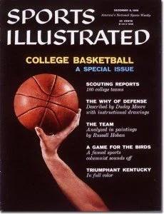 Sports Illustrated Dec 8, 1958