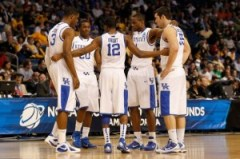Kentucky Huddle - photo by J. Meric | Getty Images