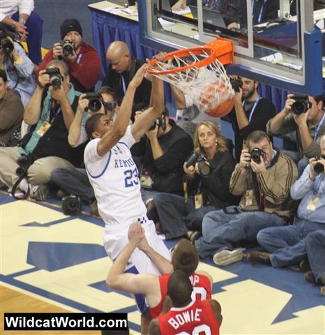 Anthony Davis - photo by Walter Cornett | WildcatWorld.com
