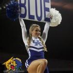 Kentucky Cheerleader - photo by Walter Cornett | WildcatWorld.com