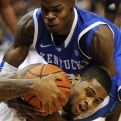 Nerlens Noel - photo by Michael Clevenger/The Courier-Journal