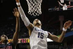 Willie Cauley-Stein - photo by Bo Morris   Kentucky Sports Review