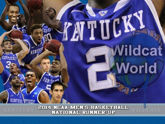 Kentucky 2014 Commemorative Desktop Wallpaper