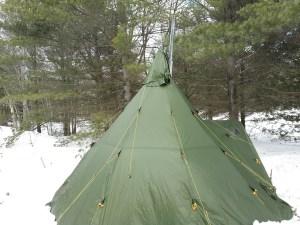 Varanger Camp Back