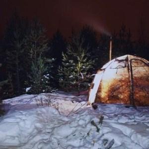 Bereg Extreme winter tents