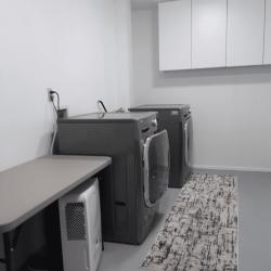 Coastal Hideaway: Laundry Room