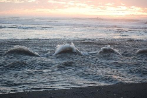 Sea House Ocean Waves