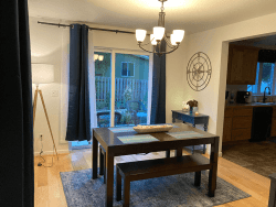 Millay House: Dining room