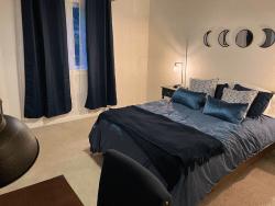 Millay House: Master Bedroom
