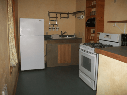 Nesika Nest: Apartment Kitchen
