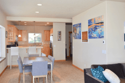 Oceans Apart Dining/kitchen/hallway