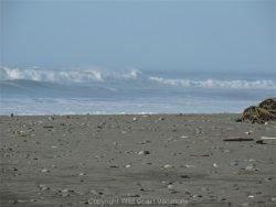 Sea House ocean big wave