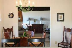 Vista De Oro Dining/living rooms
