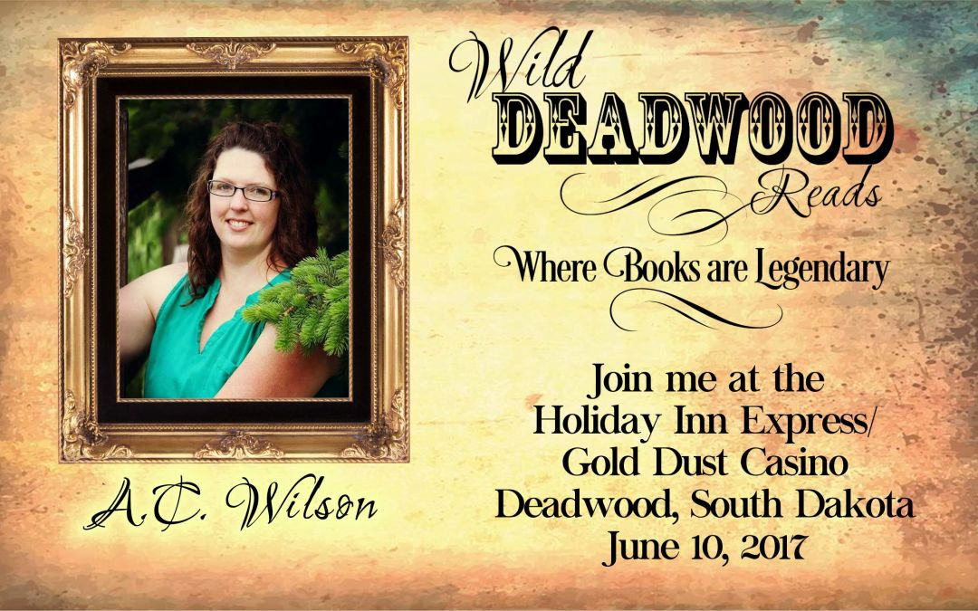 Meet our Authors countdown/ A.C.Wilson