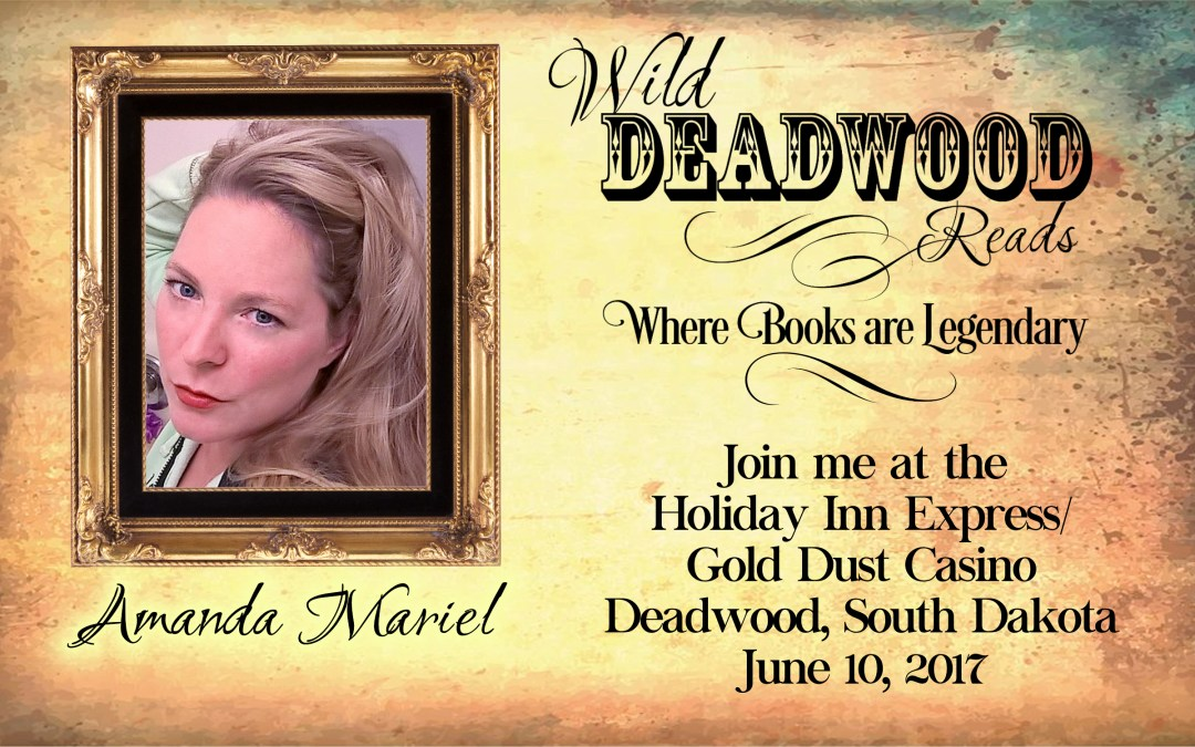 Meet our Authors countdown/ Amanda Mariel