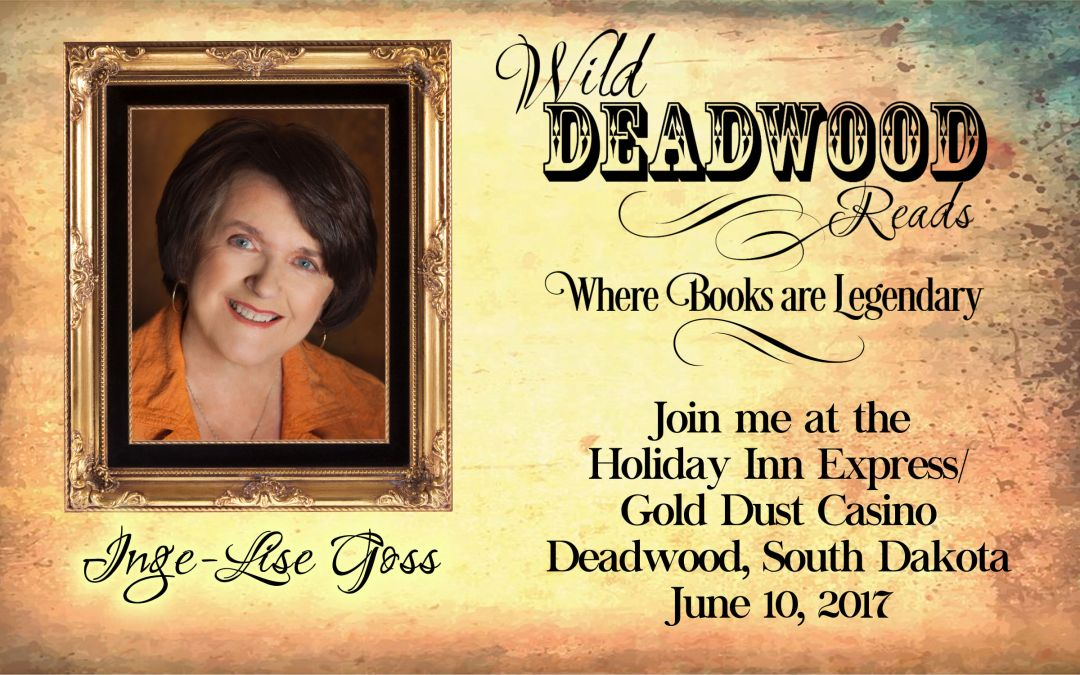 Meet our Authors countdown/ Inge-Lise Gross