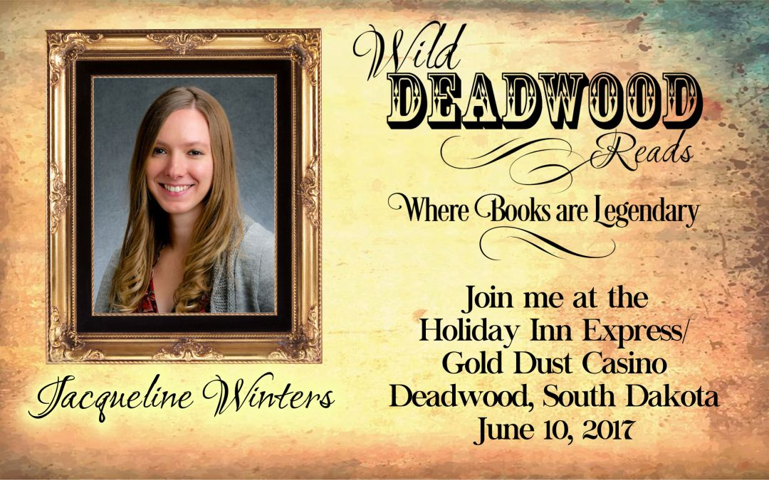 Meet our Authors countdown/ Jacqueline Winters