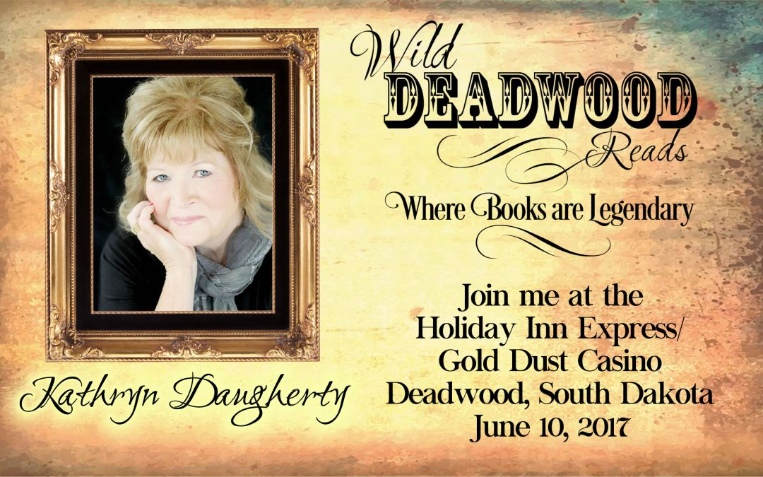 Meet our Authors countdown/ Kathryn Daugherty
