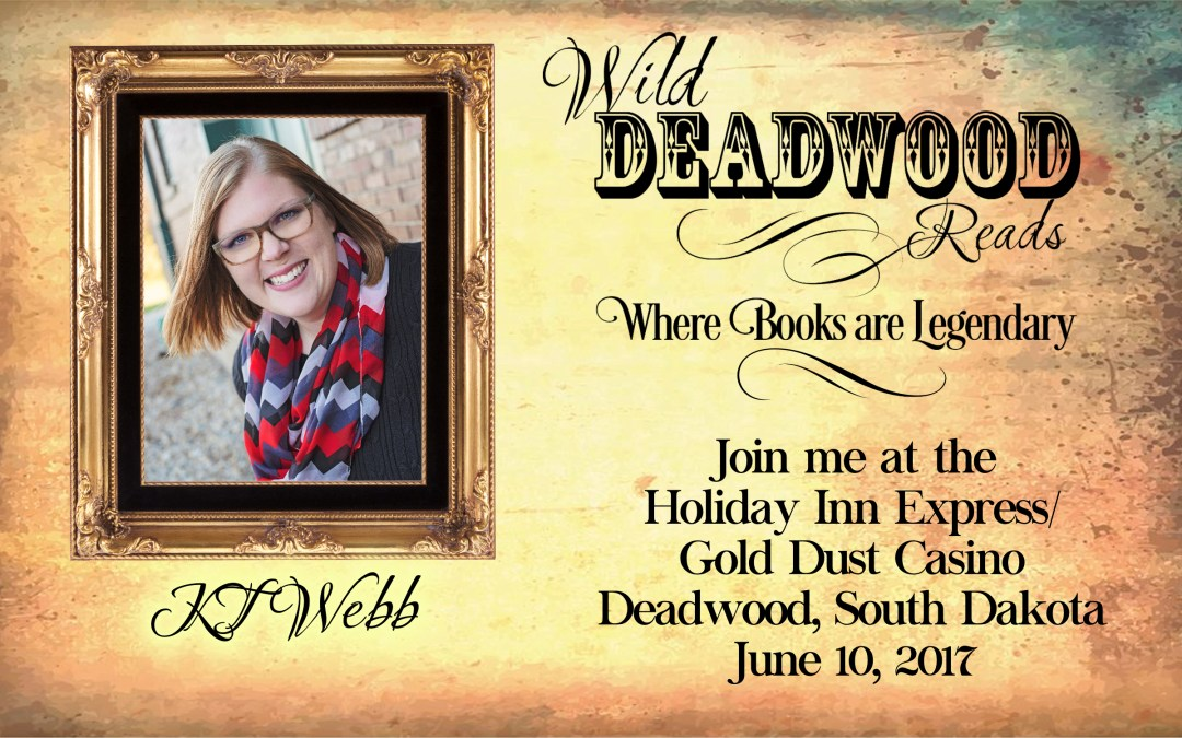 Meet our Authors countdown/ KT Webb