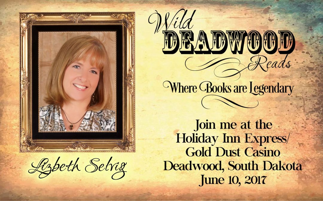 Meet our Authors countdown/ Lizbeth Selvig