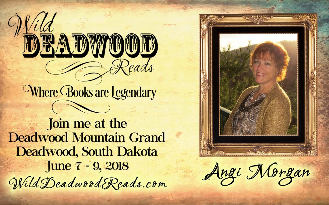 Meet our Authors – Angi Morgan