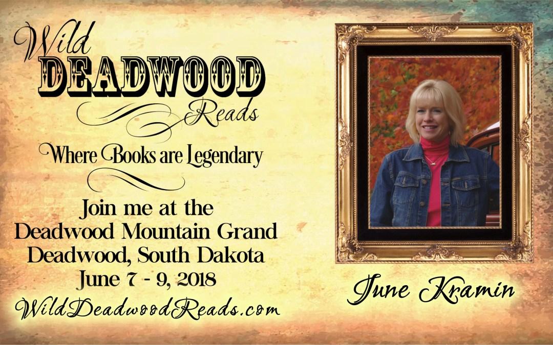 Meet our Authors – June Kramin/ Ann T Bugg