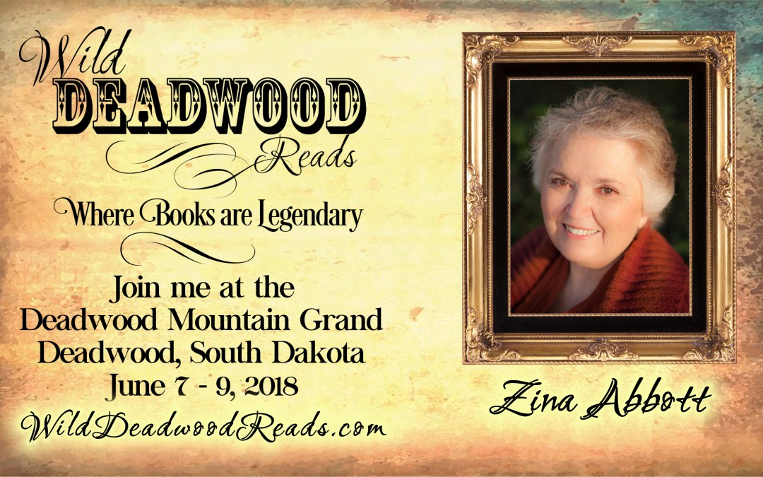 Meet our Authors- Zina Abbott
