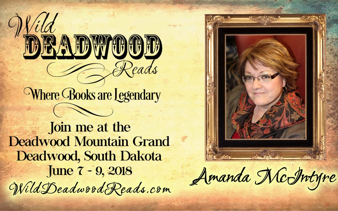 Meet our Authors – Amanda McIntyre