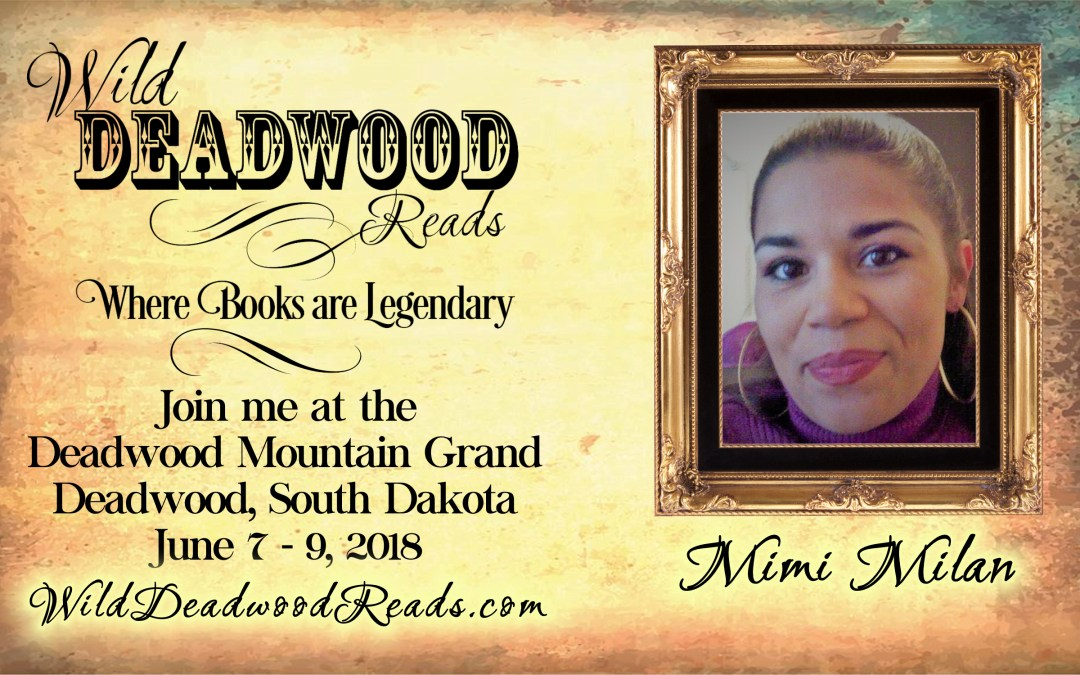 Meet our Authors – Mimi Milan