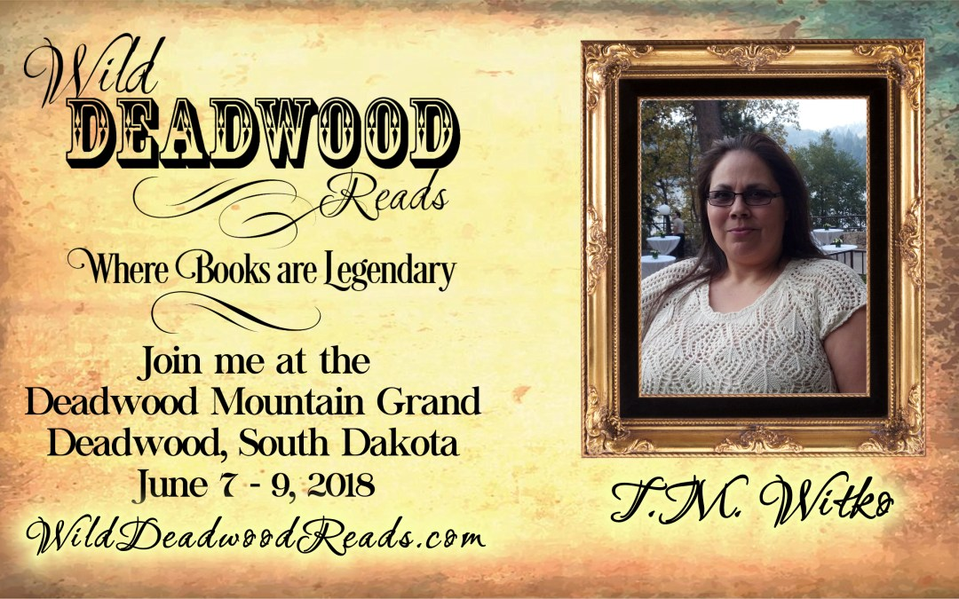 Meet out Authors – TM Witko