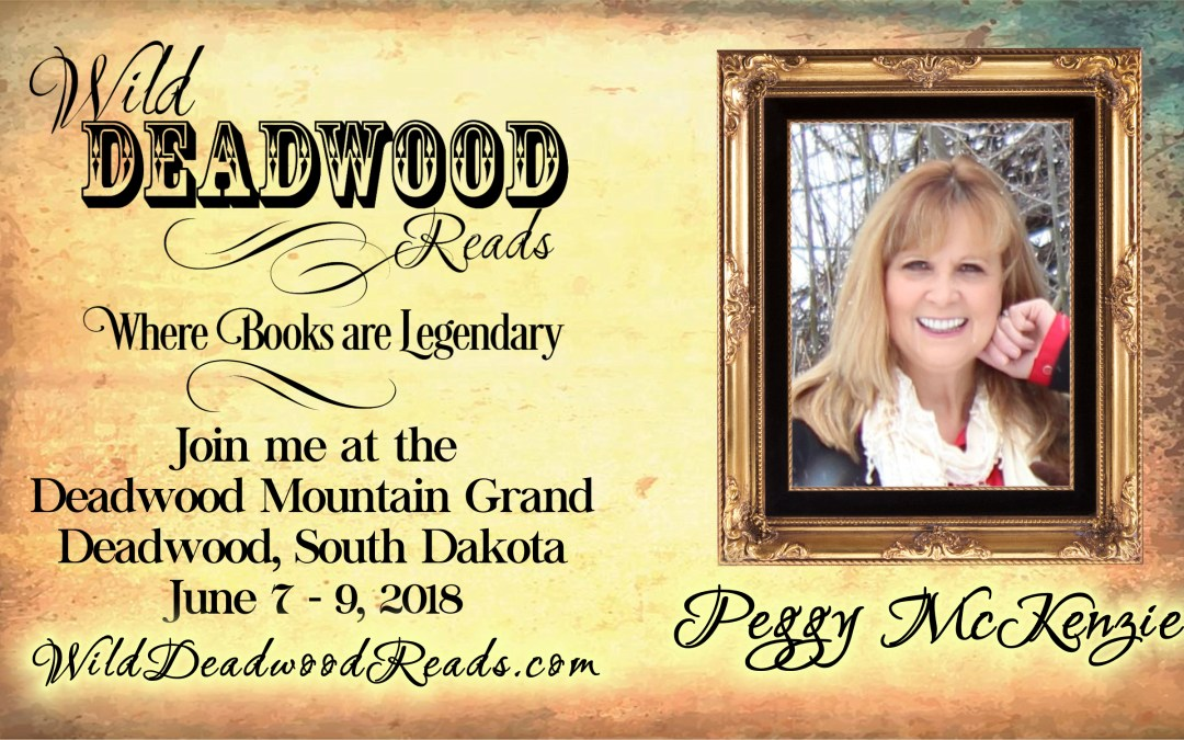 Meet our Authors – Peggy McKenzie