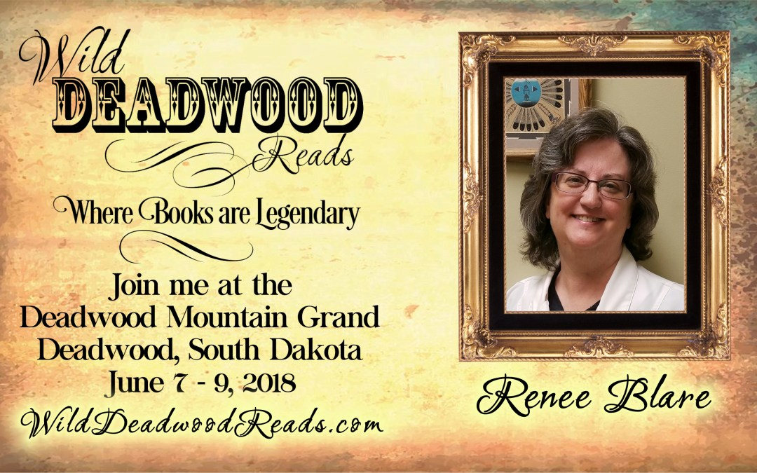 Meet our Authors – Renee Blare