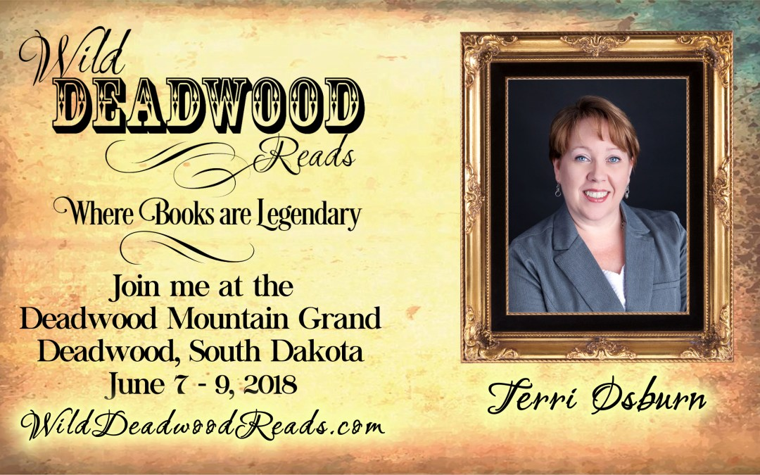Meet our Authors – Terri Osburn