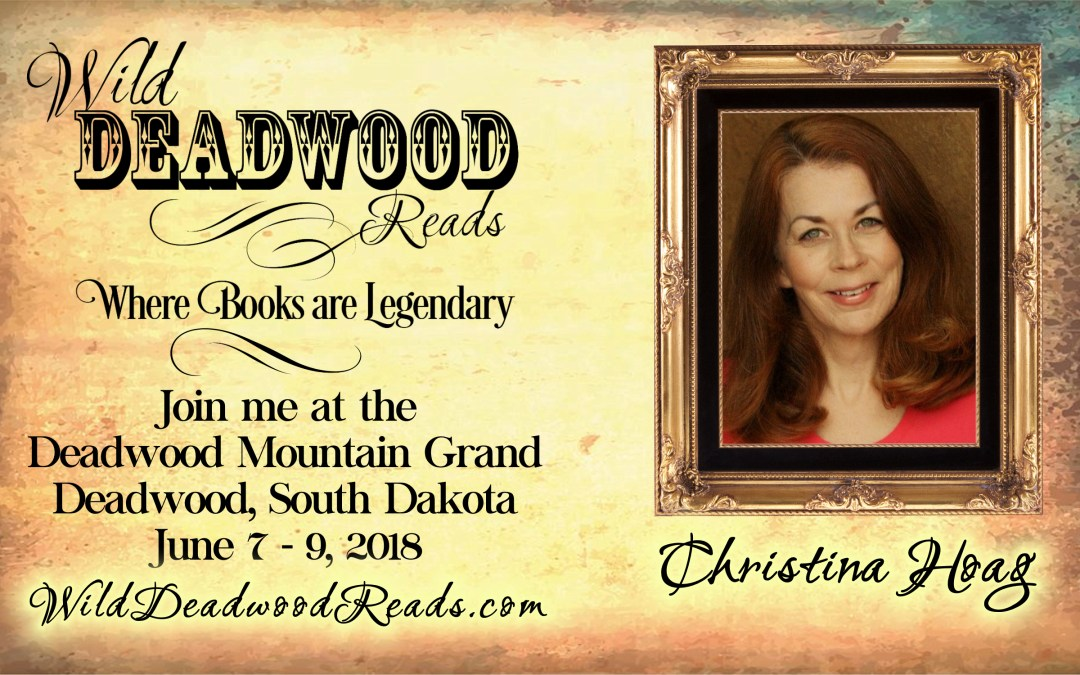 Meet our Authors – Christina Hoag