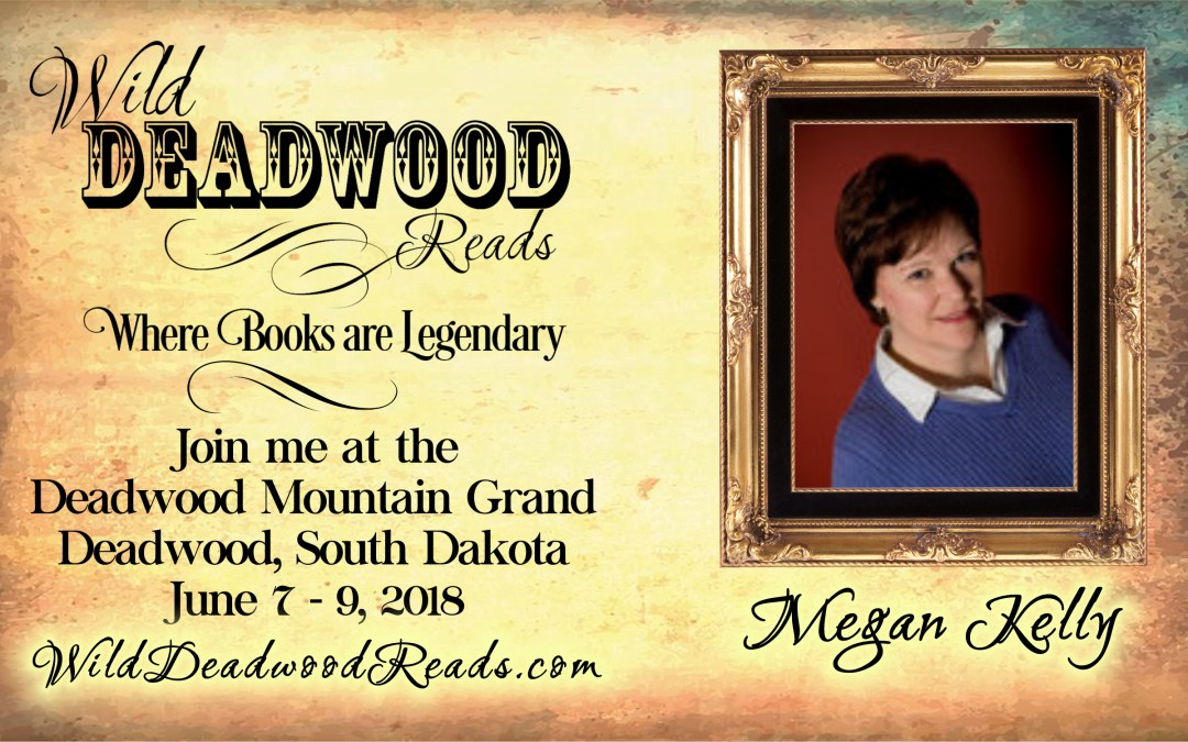 Meet our Authors- Megan Kelly