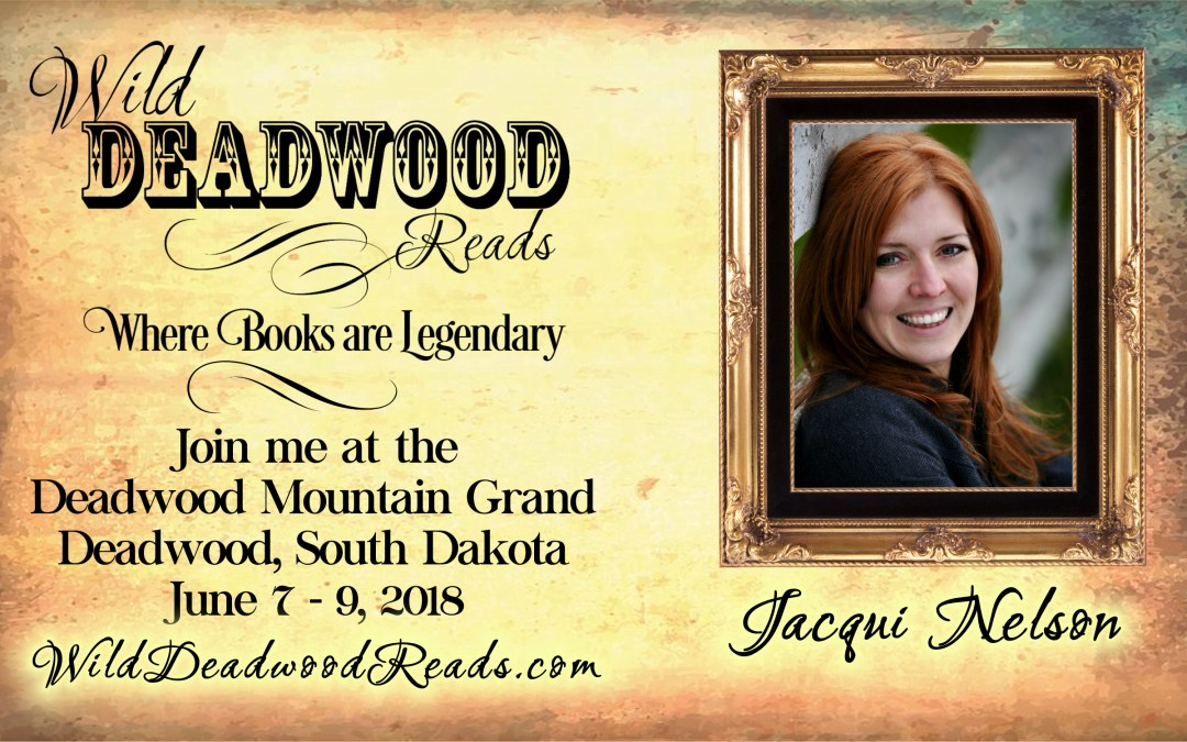 Meet our Authors – Jacqui Nelson