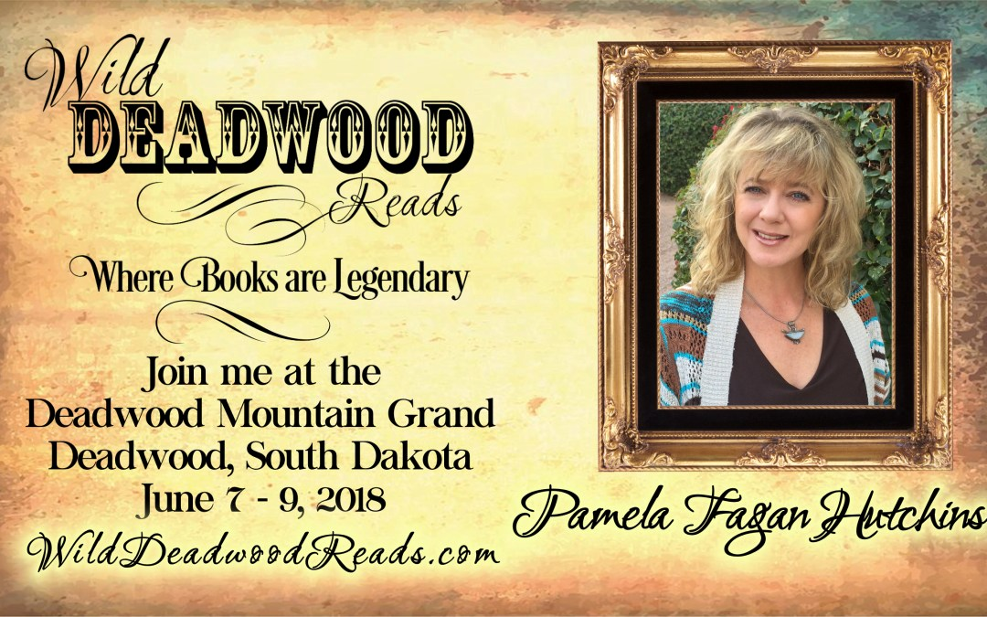 Meet our Authors – Pamela Fagan Hutchins
