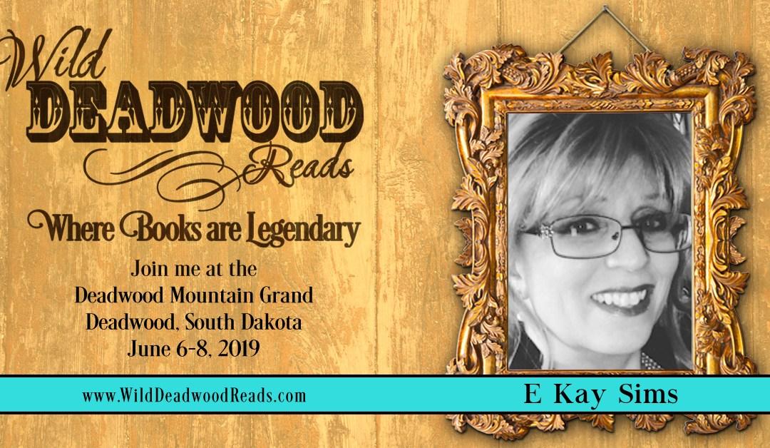 Meet our Authors – E. Kay Sims