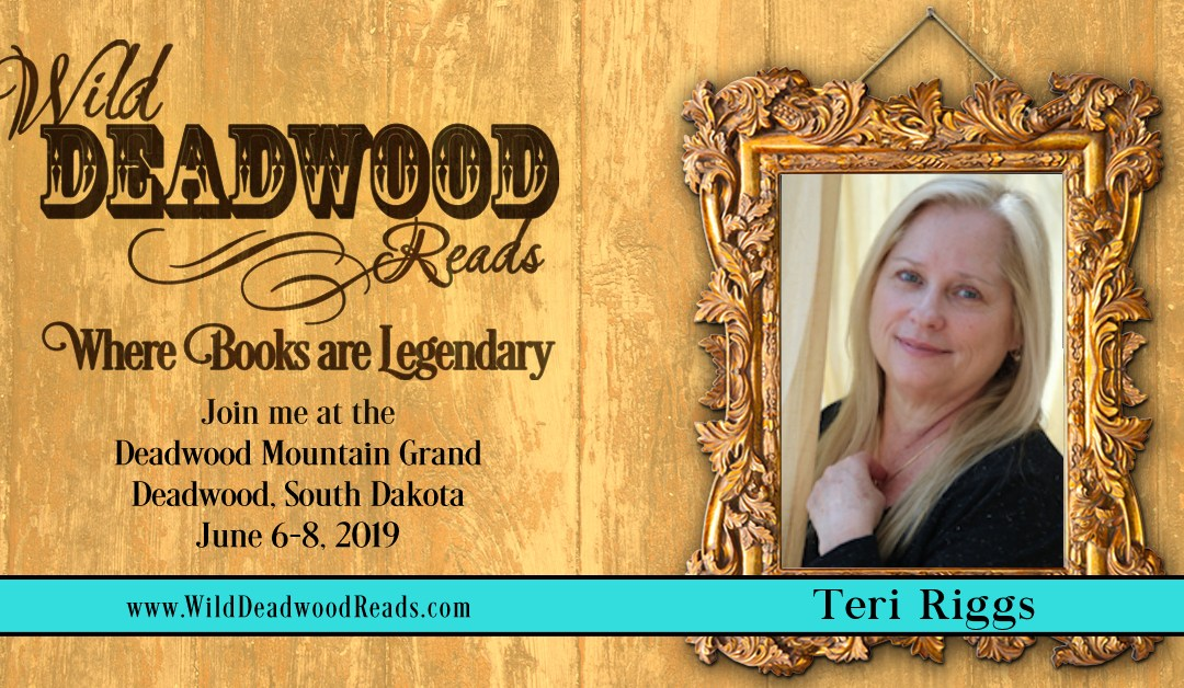 Meet our Authors – Teri Riggs