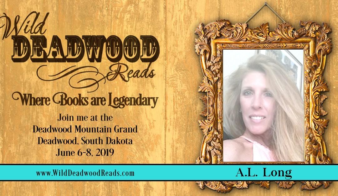 Meet our Authors – A.L. Long