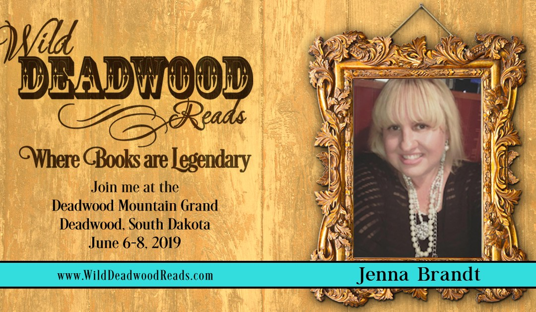 Meet our Authors – Jenna Brandt