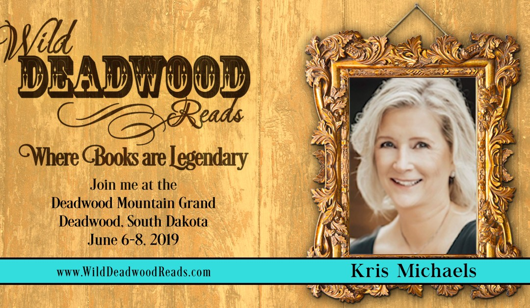 Meet our Authors – Kris Michaels