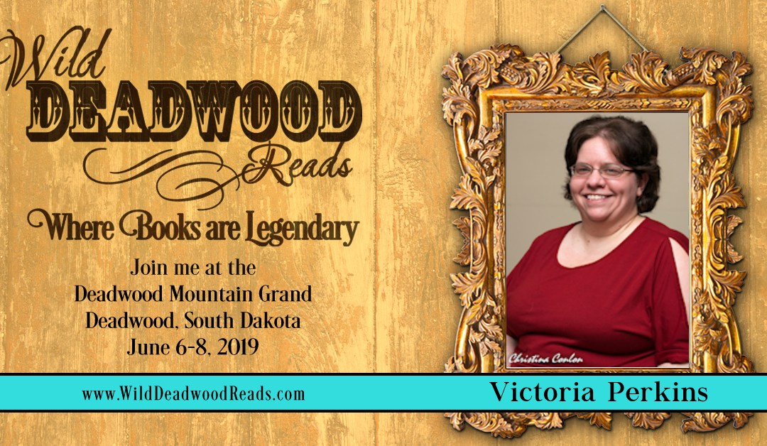 Meet our Authors – Victoria Perkins