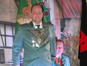 Jägerball SM Lars I.