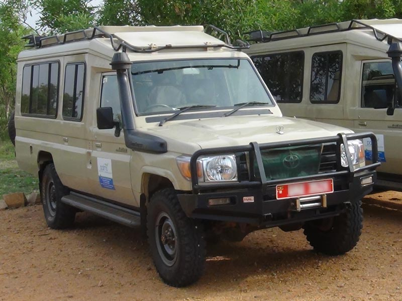 Uganda safari car rental, Uganda tour cars rental