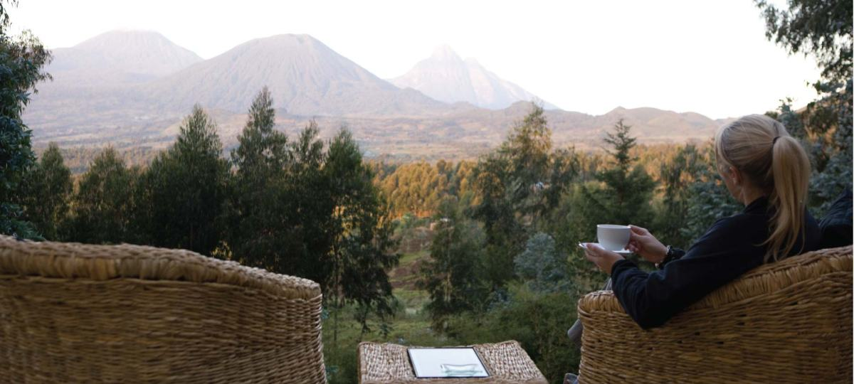 Sabyinyo Silverback Lodge - Accommodation in Volcanoes National Park
