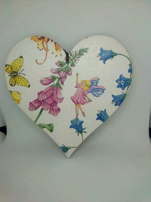 fairy flowers mdf