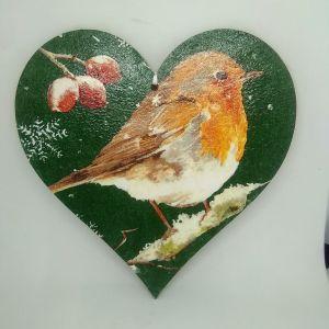 robin mdf heart