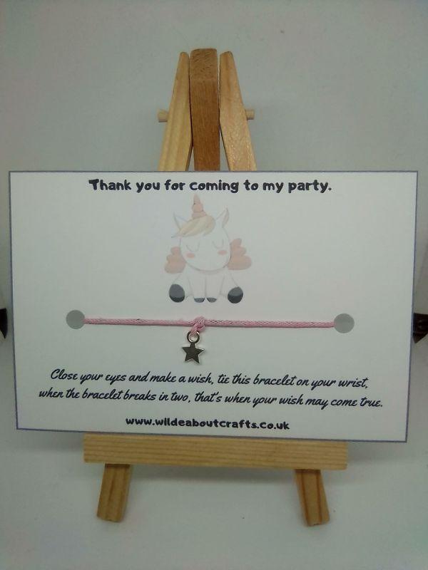 unicorn party wish