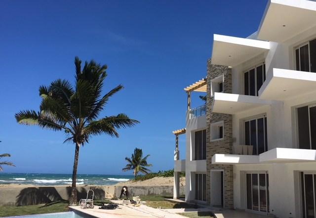 Cristamar Ocean View Condos for Sale in Cabarete